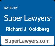 SuperLawyers Richard Goldberg